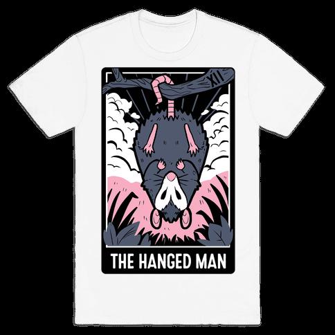 The Hanged Man Mens/Unisex T-Shirt