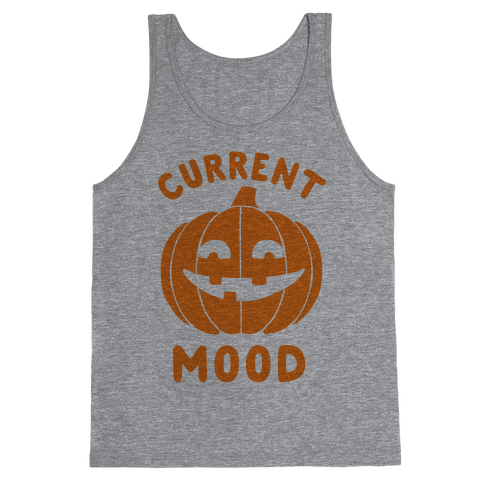 Current Mood: Halloween Tank Top