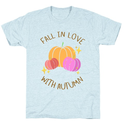 Fall In Love With Autumn T-Shirt