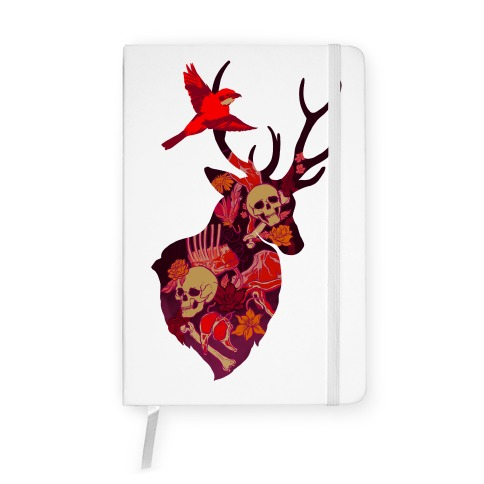 The Shrike & The Stag Notebook