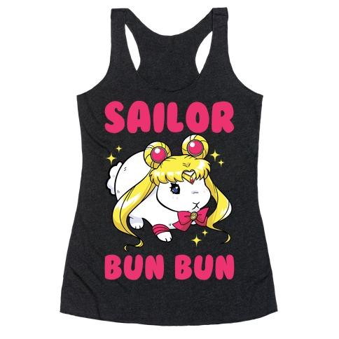 Sailor BunBun Racerback Tank Top