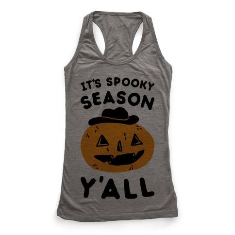 It's Spooky Season Y'all