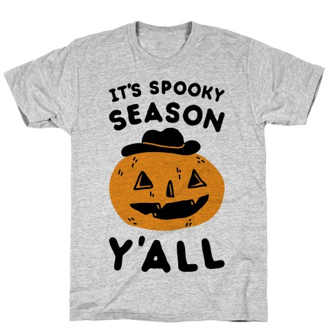 It's Spooky Season Y'all T-Shirt