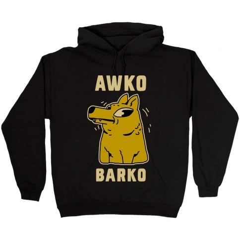 Awko Barko Hooded Sweatshirt