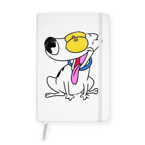 Spunky! (Vintage) Notebook