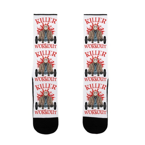 Killer Workout Sock