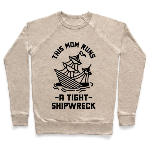 This Mom Runs a Tight Shipwreck Pullover