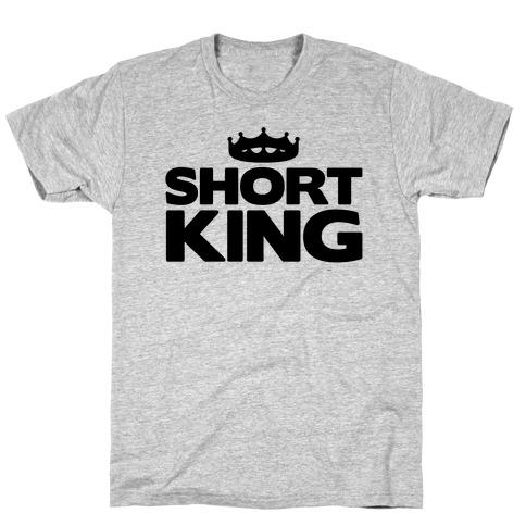 Short King T-Shirt