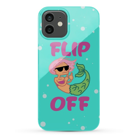 Flip Off Phone Case