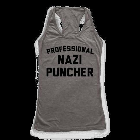 Professional Nazi Puncher