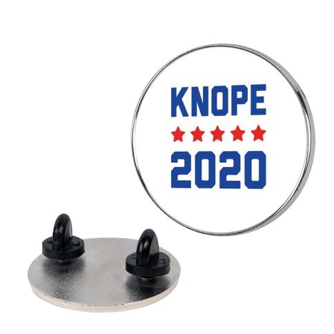 Knope 2020 Pin