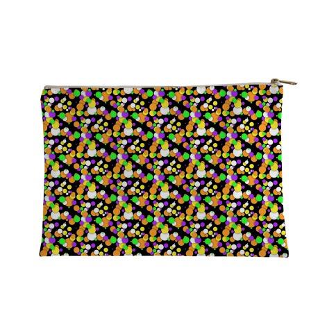 Halloween Confetti Pattern Accessory Bag