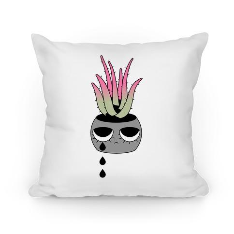 Emo Aloe Pillow
