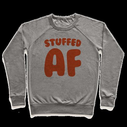 Stuffed AF Pullover