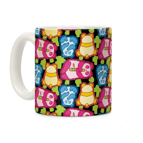 Pan Pandas Pattern Coffee Mug
