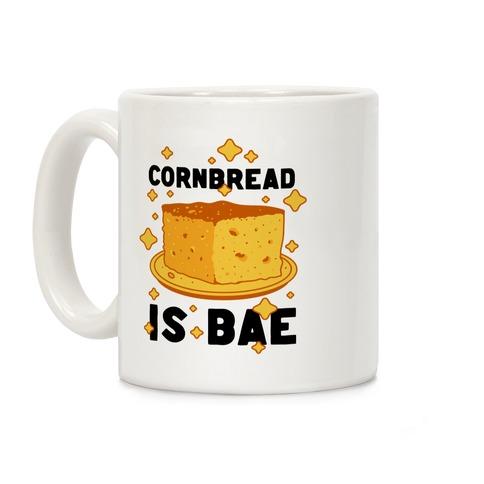 Cornbread is Bae Coffee Mug