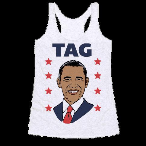 Tag Team Barack & Michelle Obama 1