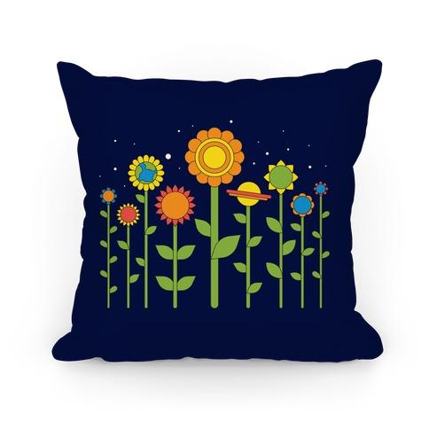 Plant Planets Pillow
