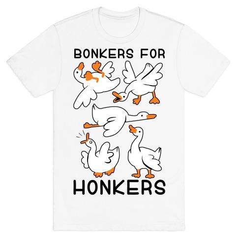 Bonkers For Honkers T-Shirt