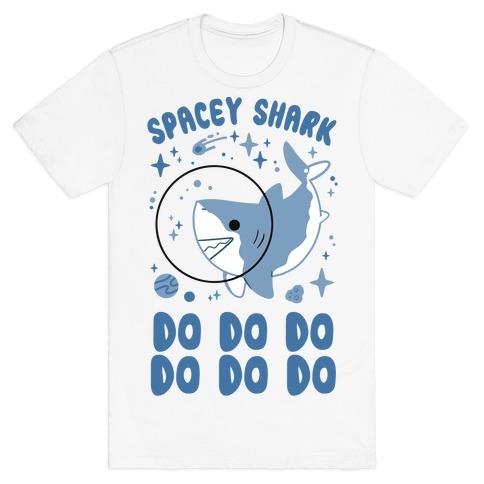 Spacey Shark T-Shirt