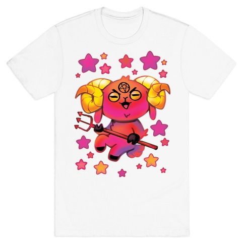Kawaii Demon Goat T-Shirt