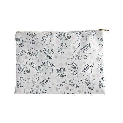 Asstrology Constellations Accessory Bag