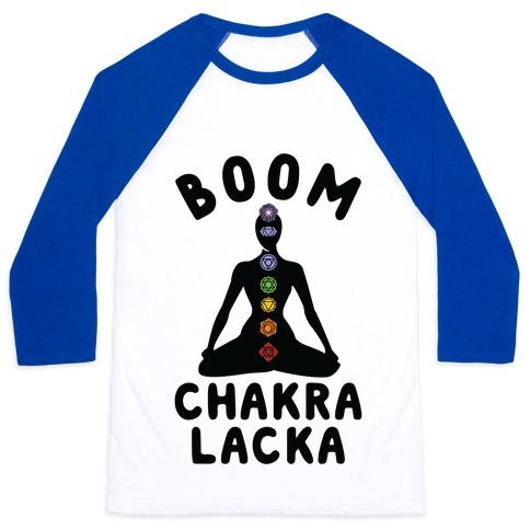 Boom Chakra Lacka Baseball Tee