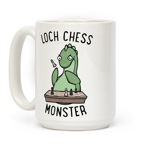 Loch Chess Monster Coffee Mug