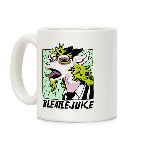 Bleatlejuice Coffee Mug