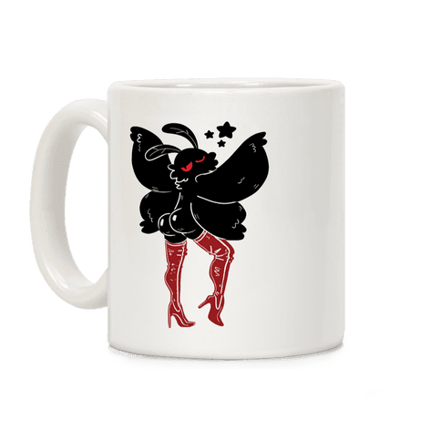 MothDAMN Coffee Mug