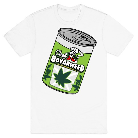 Chef BoyarWeed T-Shirt