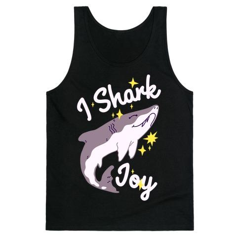 I Shark Joy Tank Top