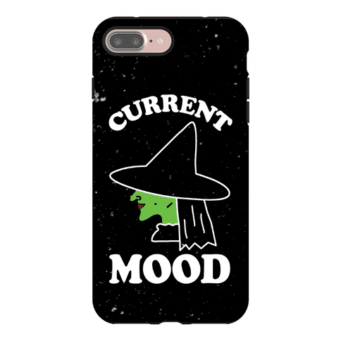 Current Mood Witch Phone Case