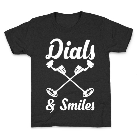 Dials and Smiles Kids T-Shirt