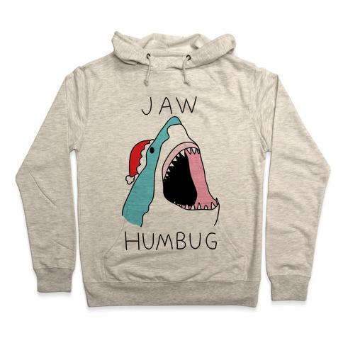 Jaw Humbug Hooded Sweatshirt