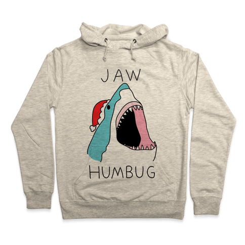 Jaw Humbug Hooded Sweatshirt