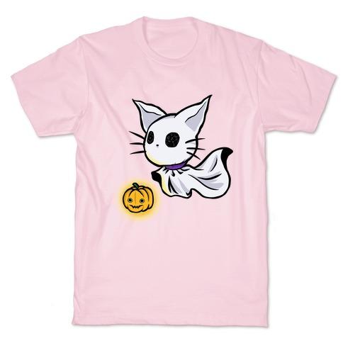 Ghost Cat T-Shirt