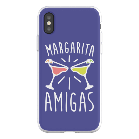 Margarita Amigas Phone Flexi-Case