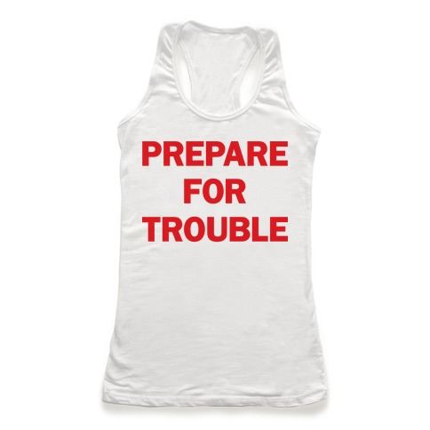 Team Rocket Pair 1 Racerback Tank Top