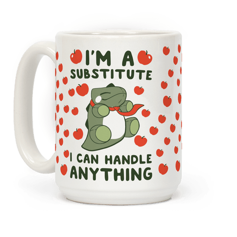 I'm A Substitute  Coffee Mug