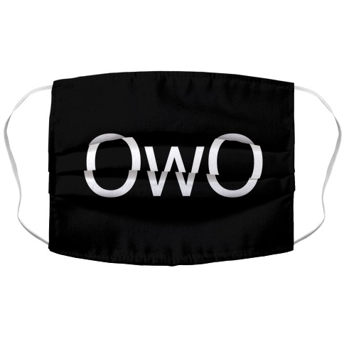 OwO Face Mask Cover