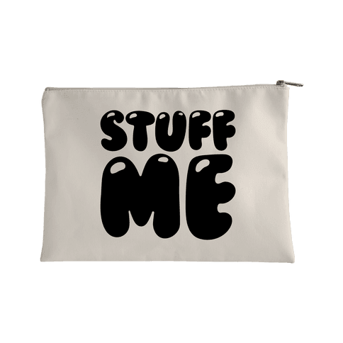 LookHUMAN Stuff Me Accessory Bag Accessory Bag - 8.5 x 6 Inches