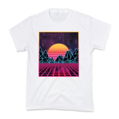 Synthwave Kids T-Shirt