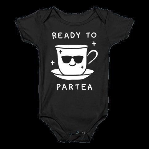 Ready To Partea Baby Onesy