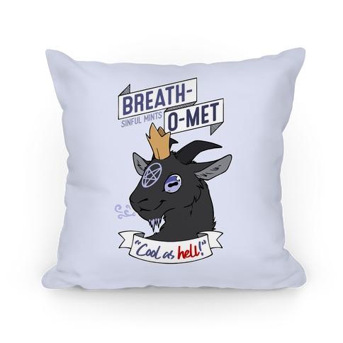 Breath-O-Met Sinful Mints Pillow