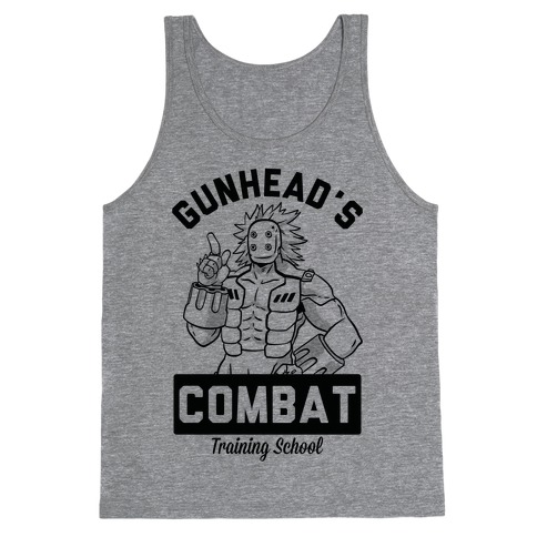 Gunhead's Combat Training School Tank Top