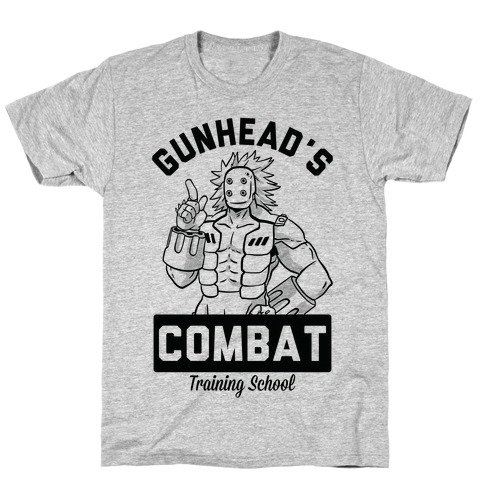 Gunhead's Combat Training School T-Shirt