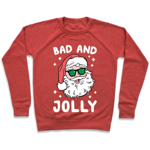 Bad And Jolly Pullover