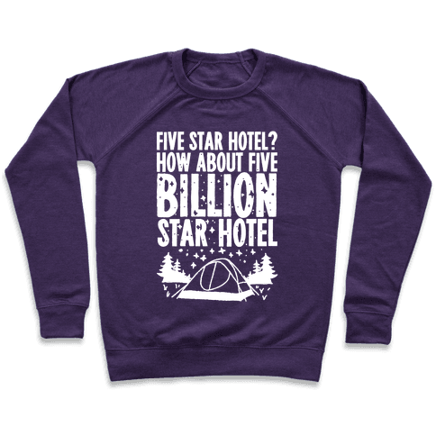 Five Billion Star Hotel Pullover