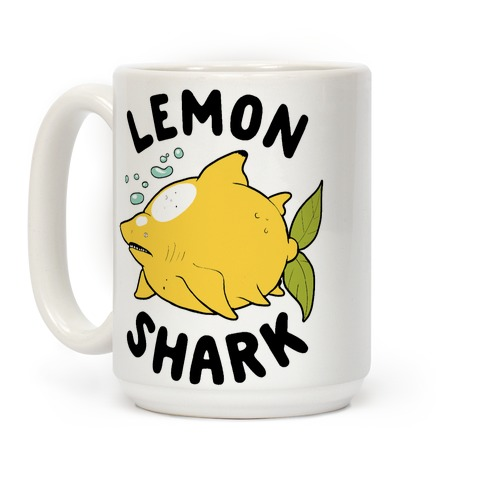 Lemon Shark Coffee Mug